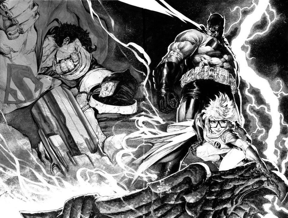 Awesome Art Picks: Wolverine, Batman, Magik, and More - Comic Vine