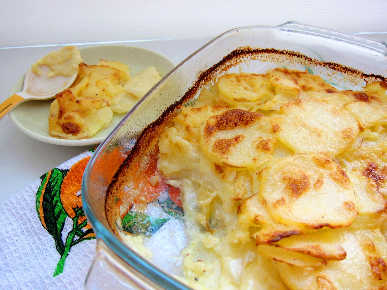 Rachel Khoo's potato dauphinois