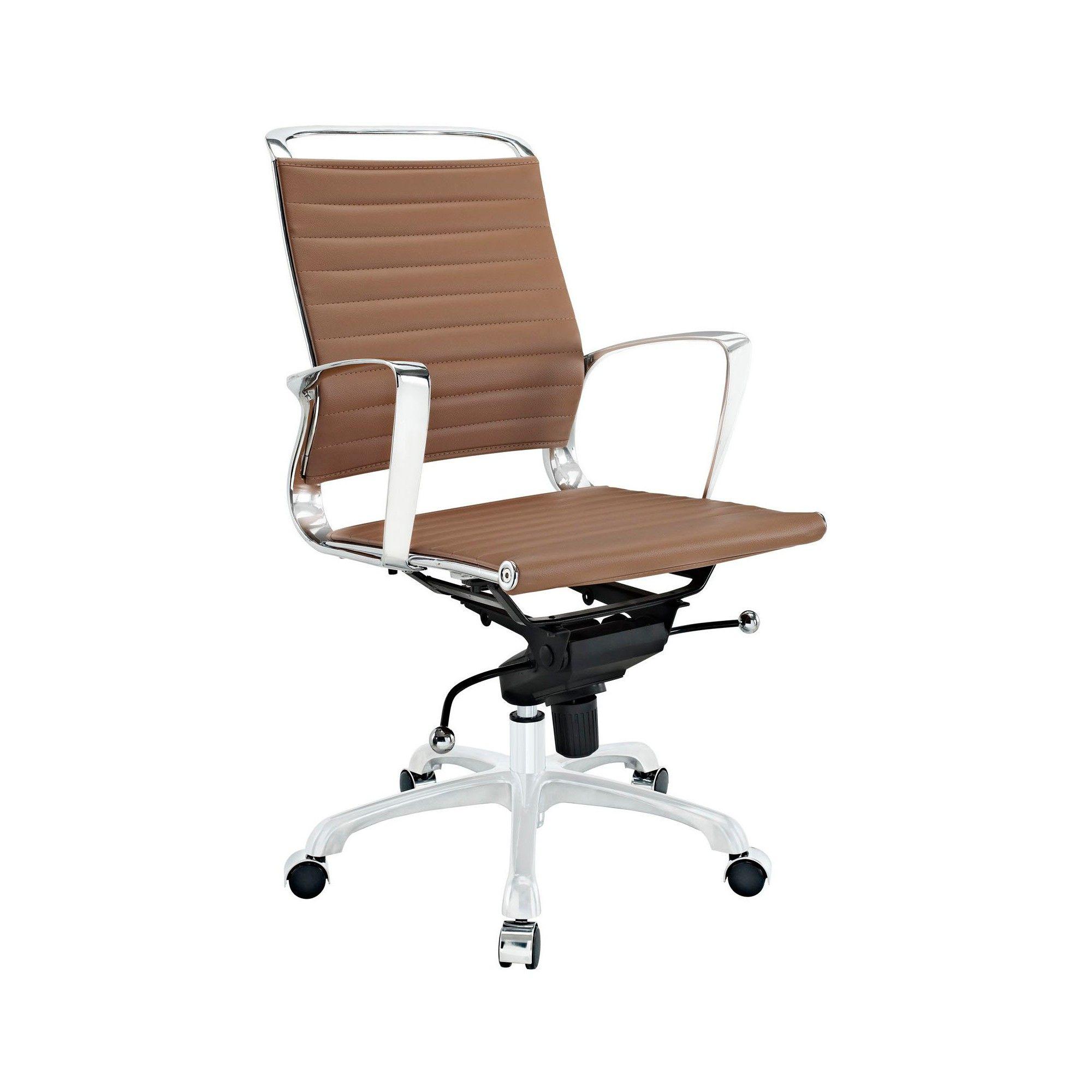 office chair modway basic tan products pinterest chair desk rh pinterest co uk