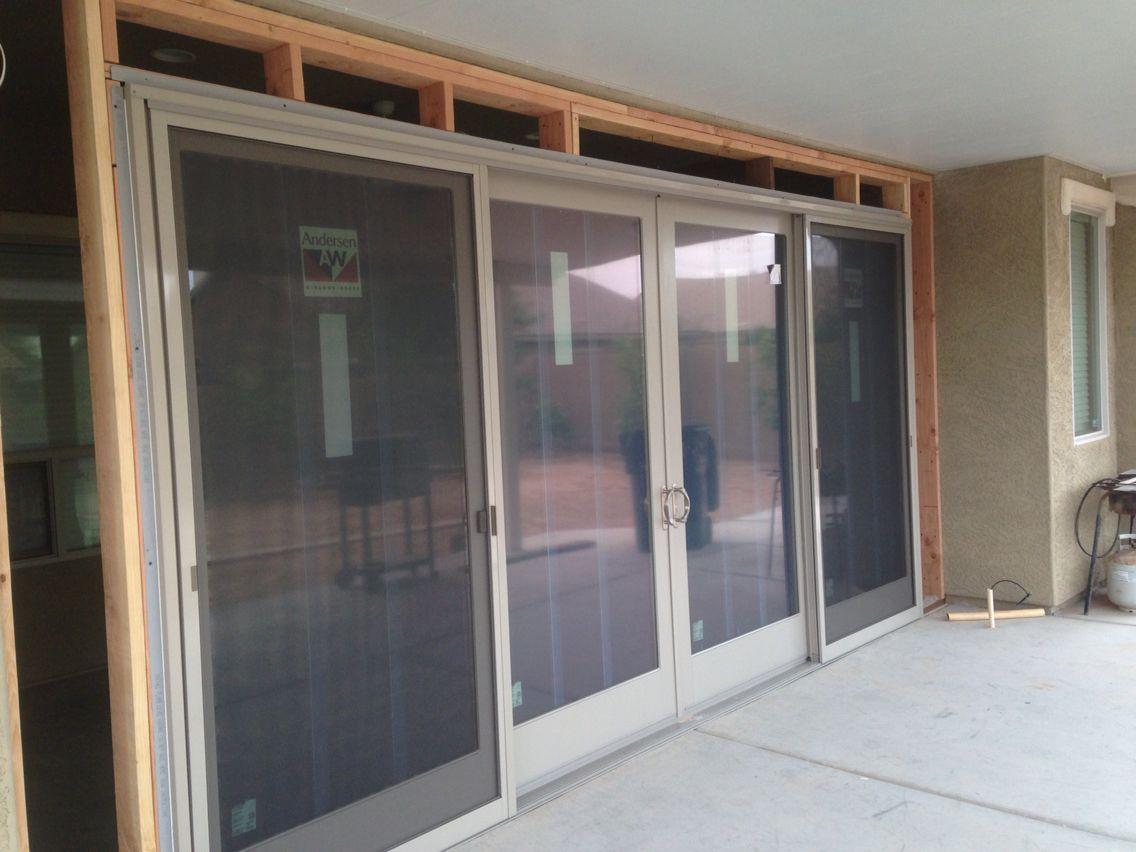 Custom Sliding Doorstraight Line Custom Woodworking Straight Line