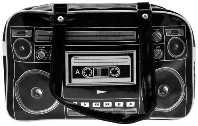Image de Sac à Main RADIO CASSETTE - Imitation