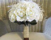 #Ostrich#Feather#Bouquet Love
