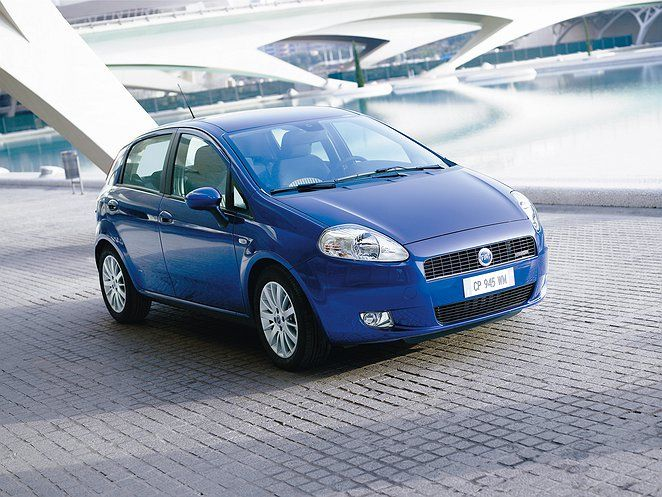 Fiat Grande Punto 2005 Von Ital Design Great Car Design