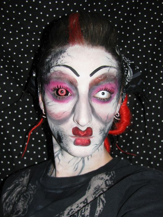 Evil Makeup Ideas Hair Extensions Forum View Topic Horror