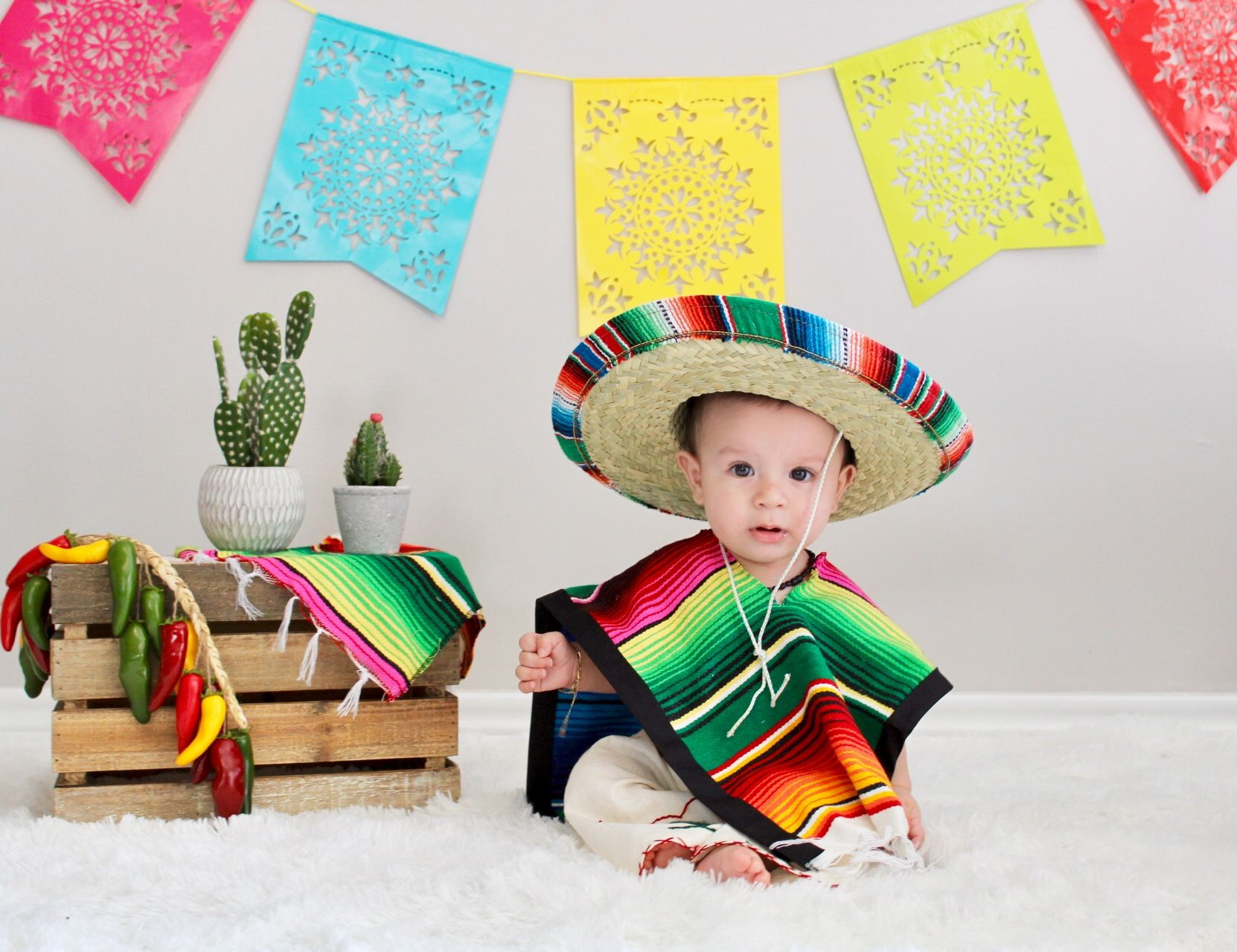 Cinco de mayo photoshoot