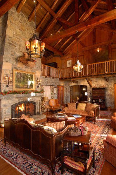 gallery decor remodel and design ideas home log homes log rh pinterest com