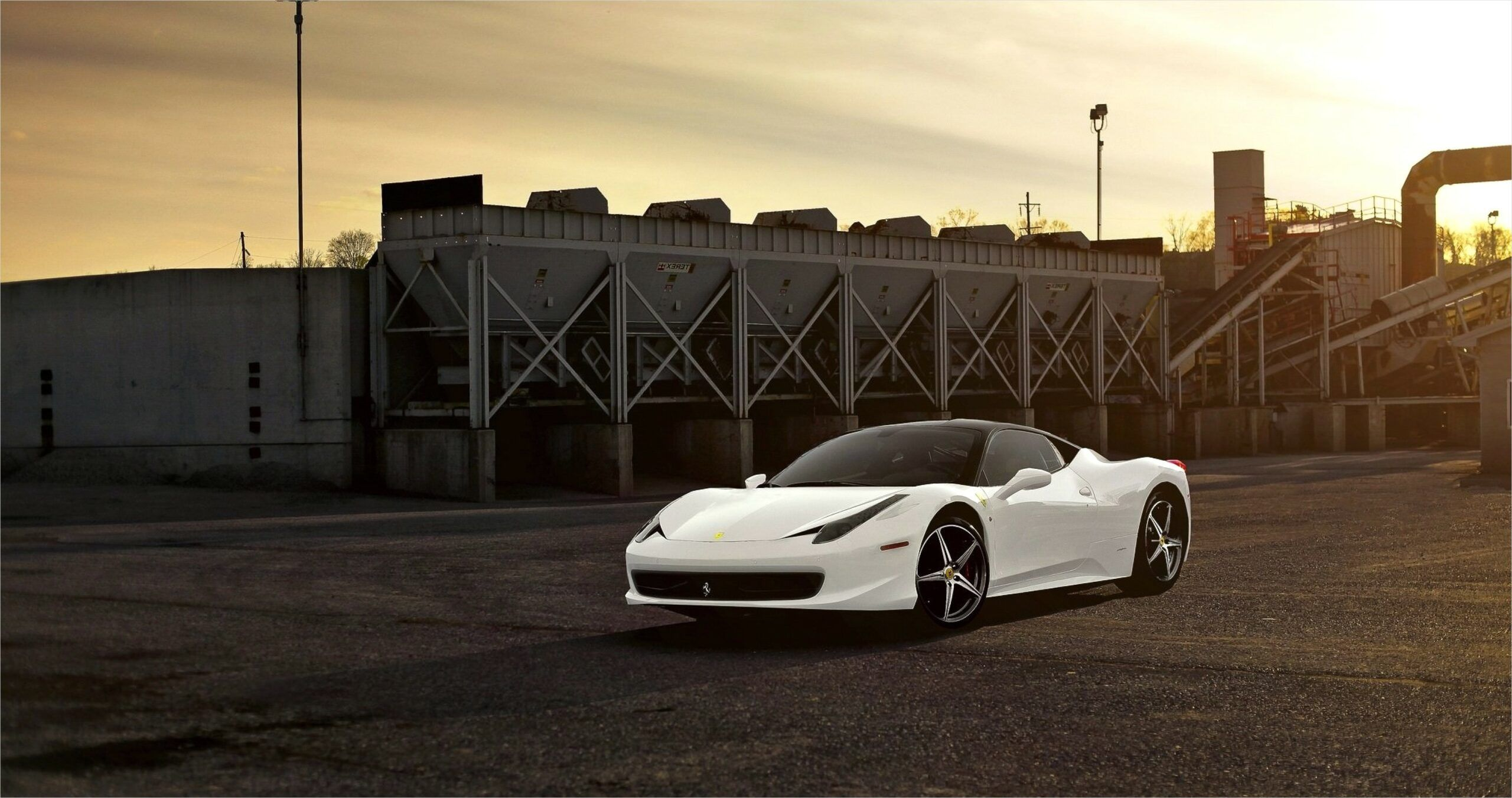 458 Speciale 4k Wallpaper In 2020 Ferrari 458 White Ferrari