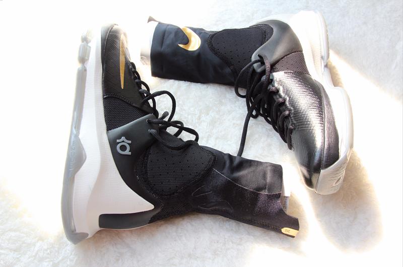 "the best attitude 73973 b5f46 Nike KD 8 Elite ""Away""–High top boost performance review – Hoop Jordan"