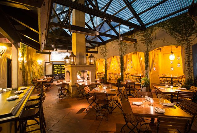 The Most Romantic Restaurants In La For A Date Romantic Restaurant Dating Restaurant