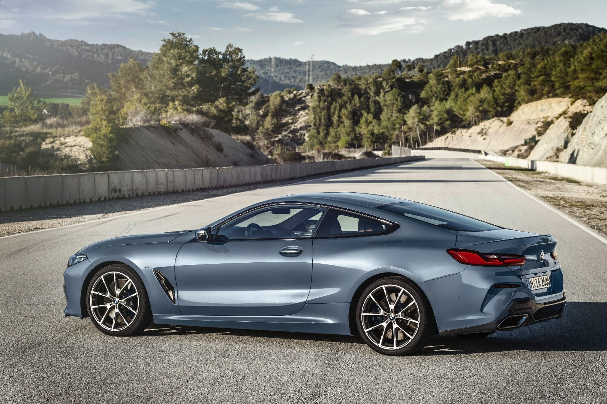 All New 2019 Bmw 8 Series Coupe Introduced Bmw Bmw Car Models New Bmw