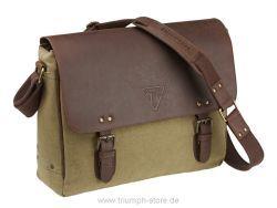 CAN/LEA MESSENGER BAG