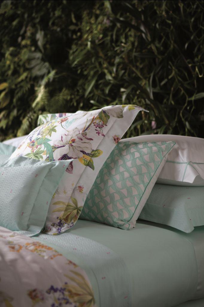 linge de lit 2015 Ailleurs linge de lit #YvesDelorme Printemps été 2015  linge de lit 2015
