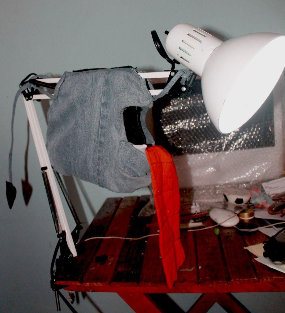 #desing #bag #monster prototipo