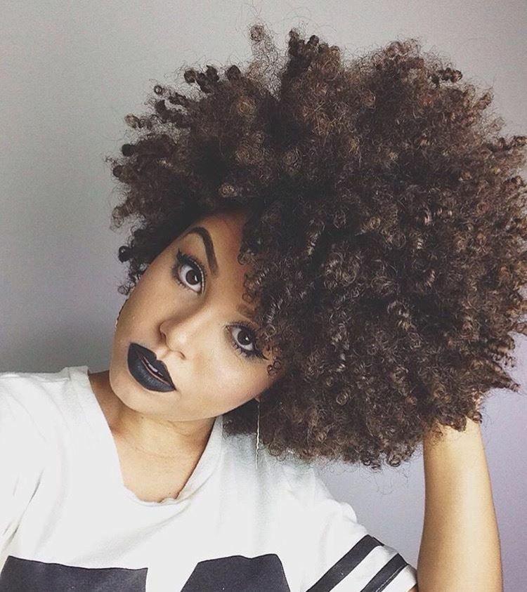 Natural Hair Style For Short To Medium Length Hair Natural Hair