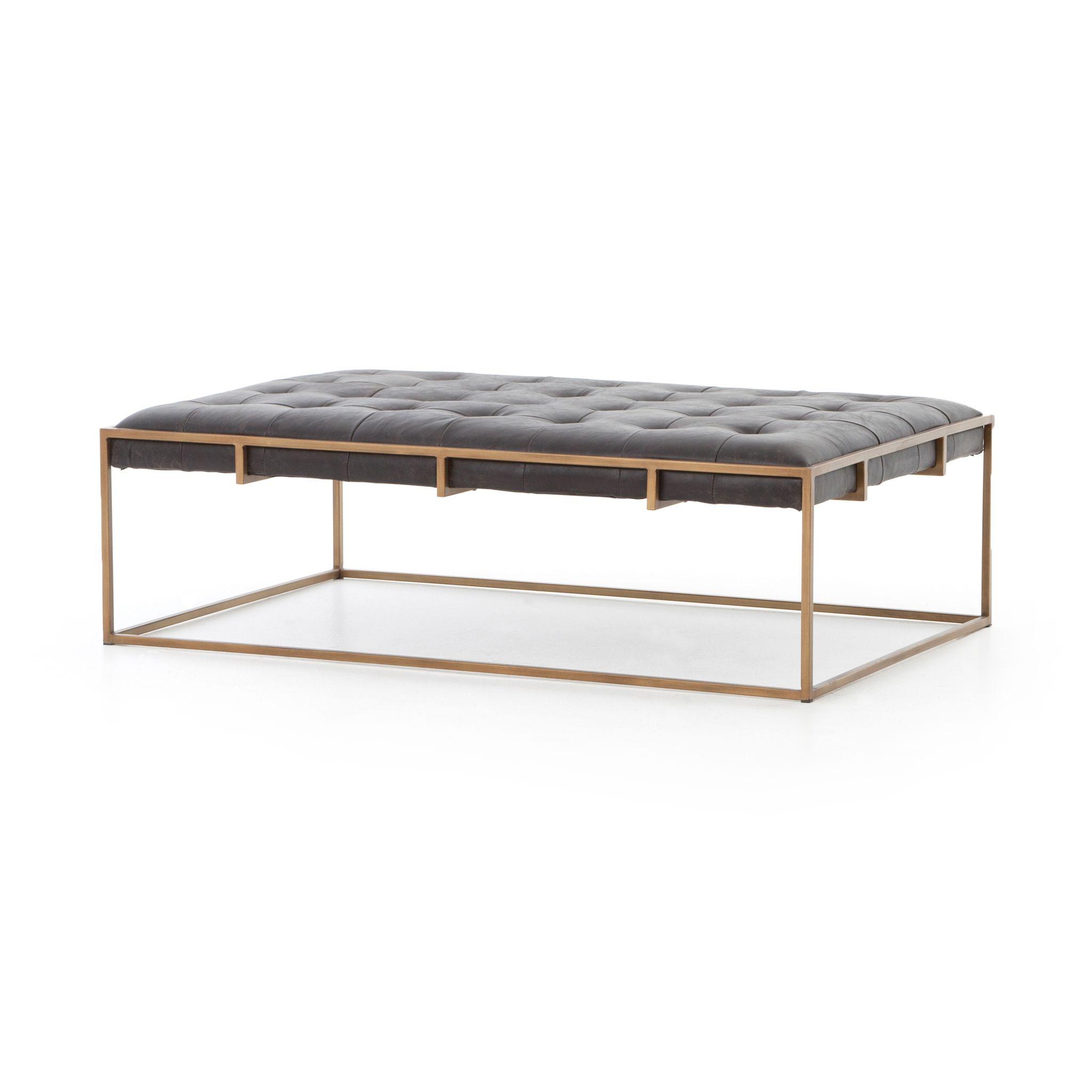 Olwina Leather Coffee Table Coffee Table Leather Coffee Table Ottoman Coffee Table [ 2048 x 2048 Pixel ]