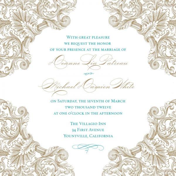 nice 11 wedding invitation layouts free Wedding Ideas Pinterest
