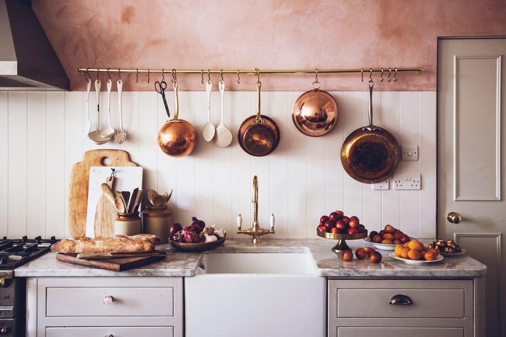 at home with skye mcalpine london home sweet kitchen decor rh pinterest com