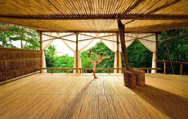 Nihiwatu Yoga Studio Zen Bali Yoga Studio Home Yoga Studio Design Yoga Room