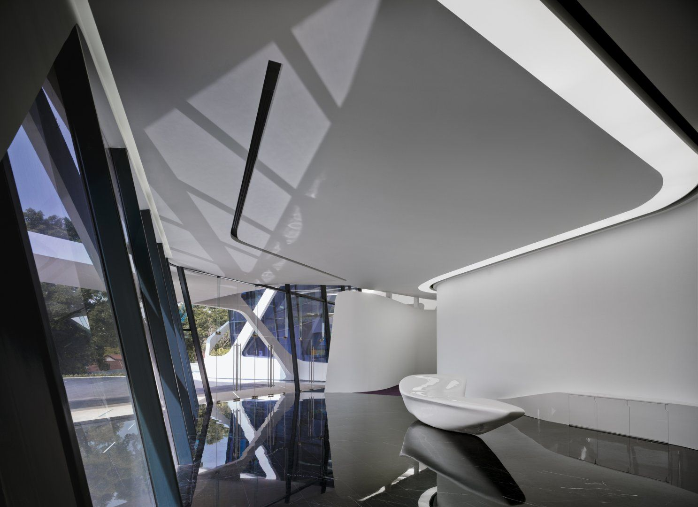 d leedon singapore architecture zaha hadid architects interior rh pinterest com