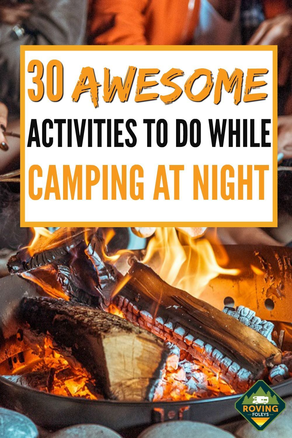 what do you need to go camping for one night