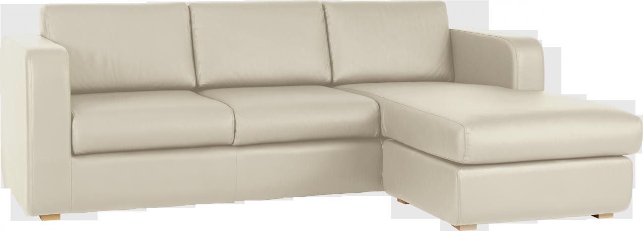 PORTO canapé-lit d\'angle en cuir - Habitat   Home   Pinterest