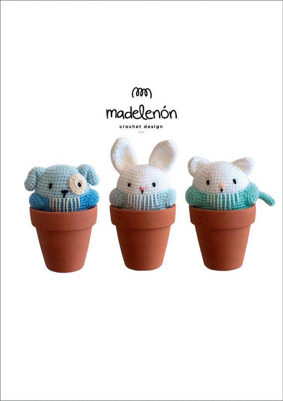 Madelenón-Patrón de Crochet PDF \