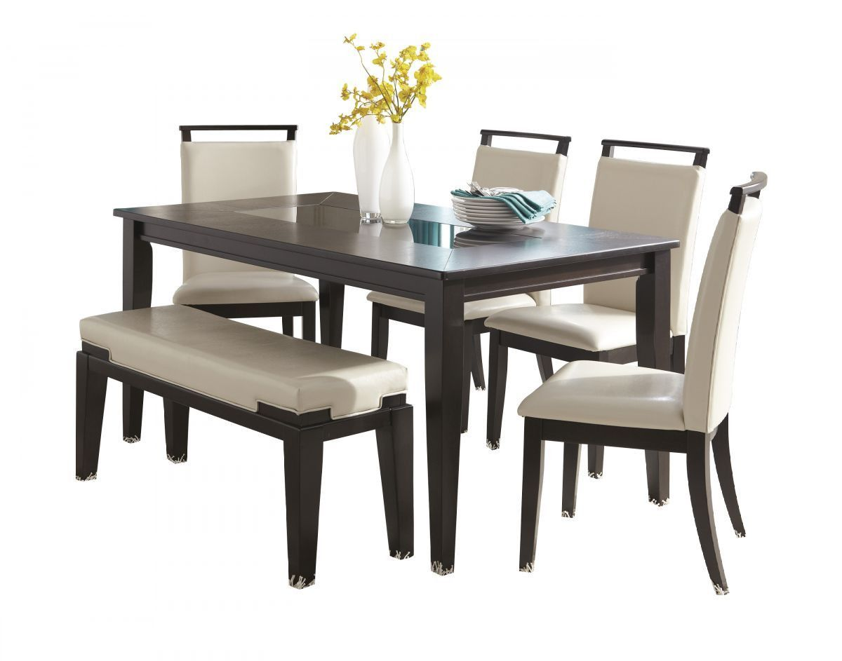 trishelle table 4 chairs bench products rh pinterest cl
