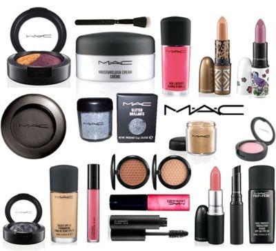 productos para maquillaje profesional