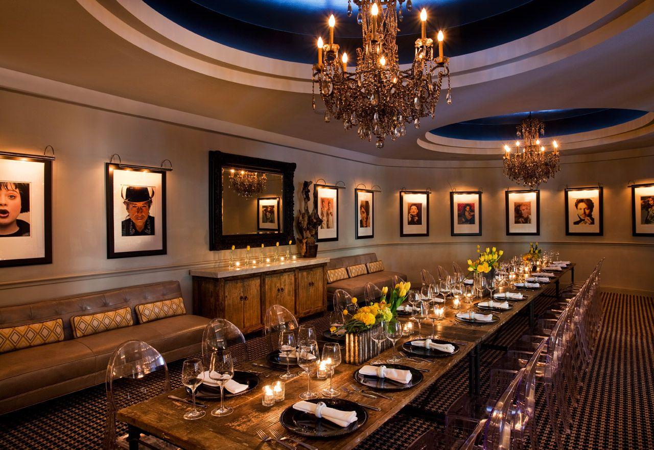 Dragonfly Restaurant at Hotel Zaza - Uptown Dallas TX | Private ...
