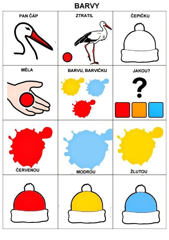 pan-cap-ztratil-cepicku.jpg (566×800) | Kids rugs, Picasa, Pictures