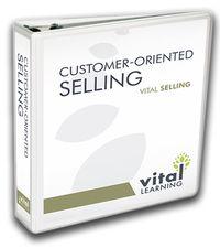 Customer Oriented Selling Facilitator Guide