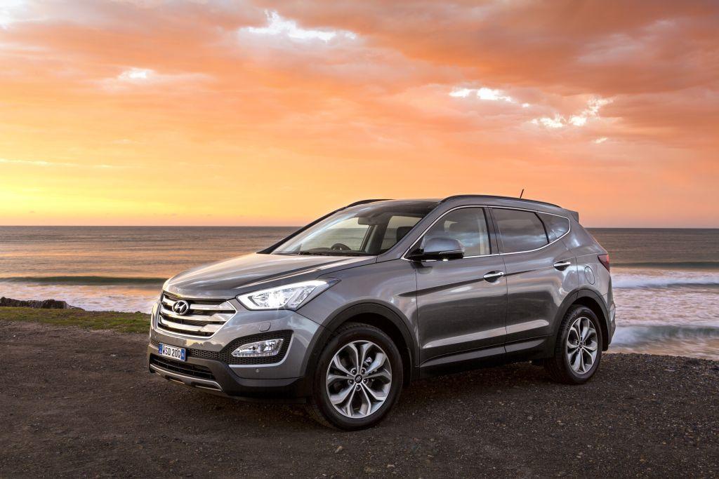 Hyundai 2015 Santa Fe Hyundai Santa Fe Driven