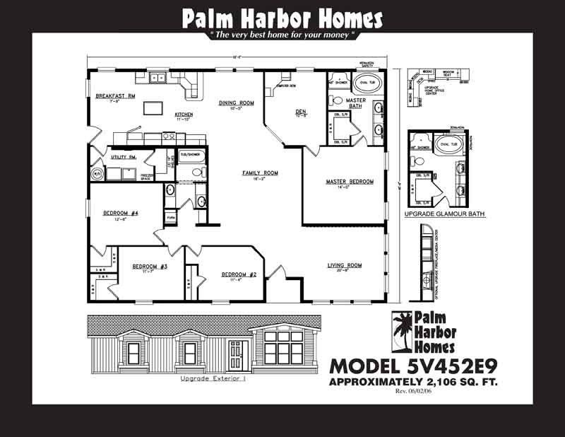 Mount Adams In 2020 Square House Plans Modular Homes Palm Harbor Homes