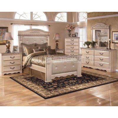 Silverglade Mansion Bedroom Set Bedroom By Furniturecart Pinterest Mansion Bedroom