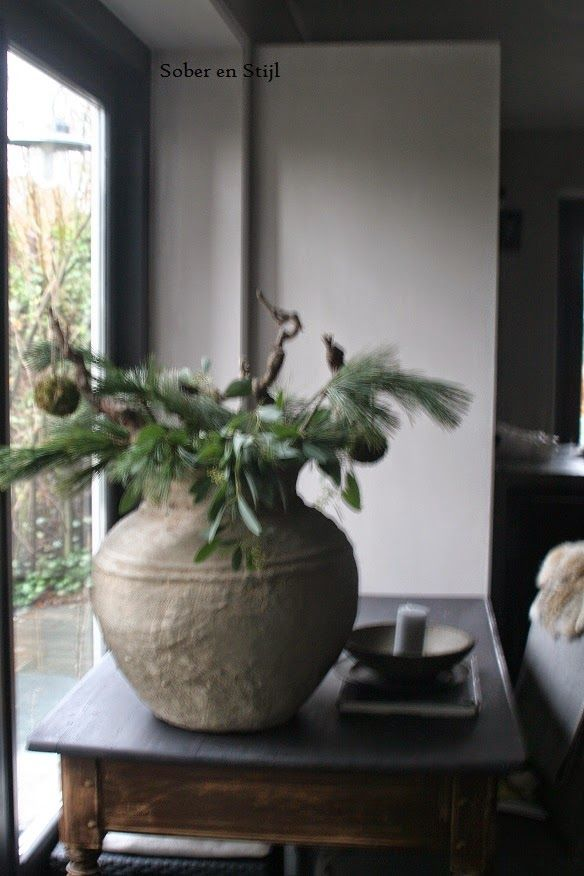 Sober en stijl kerst ideeen pinterest kerst bloemstukken en kerstknutsels - Stijl des maisons ...