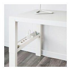 Pahl Bureau Met Opbouwdeel Wit 128x58 Cm Ikea Nick Kamer