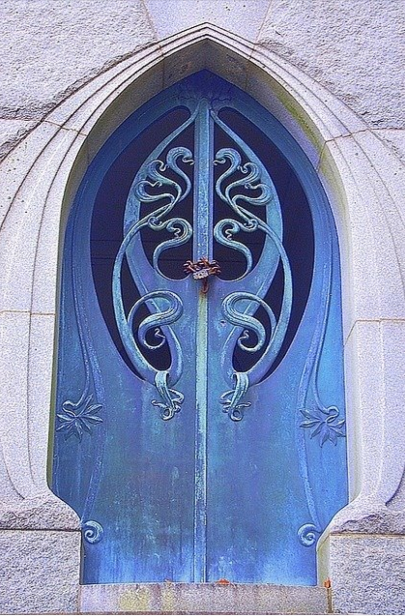 Porte de luart nouveau doors and windows pinterest doors