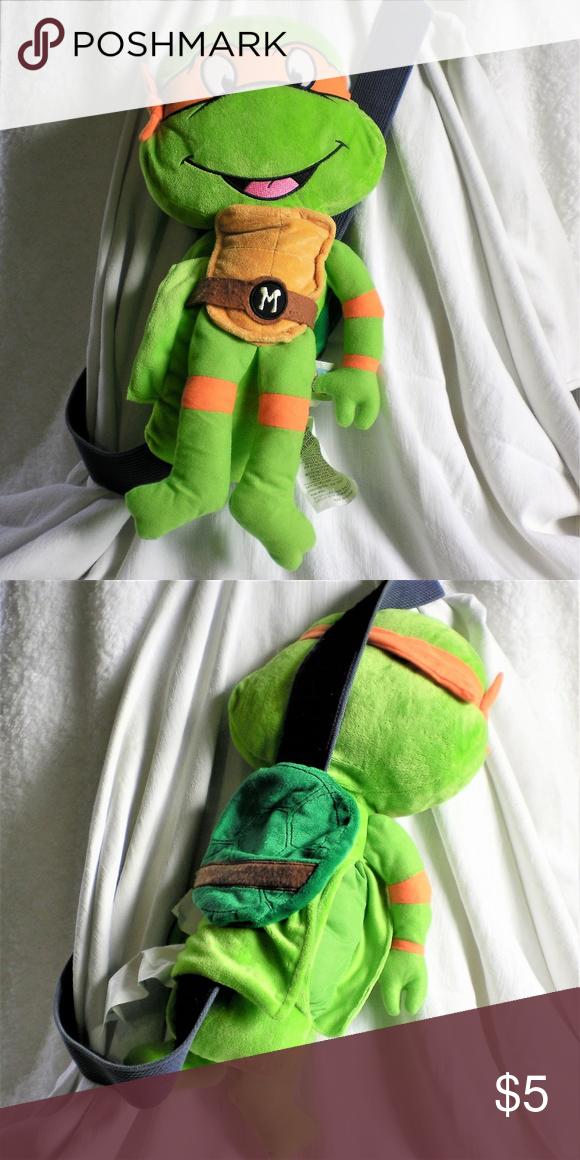 Mikey Seat Belt Pillow Pet Nwot Nickelodeon Other Animal Pillows Seat Belt Pillow Pets