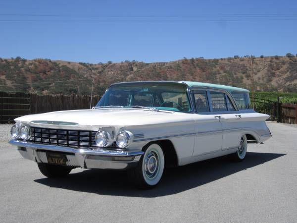1960 Oldsmobile Dynamic 88 Wagon