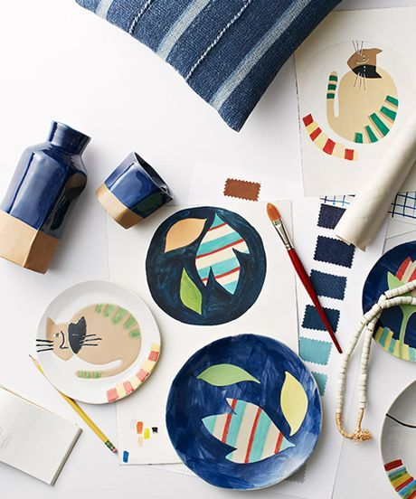 Ellen DeGeneres - New Home Decor | America's favorite funny lady launches her new home line, ED by Ellen DeGeneres. #refinery29 http://www.refinery29.com/2015/06/89938/ed-ellen-degeneres-home-decor
