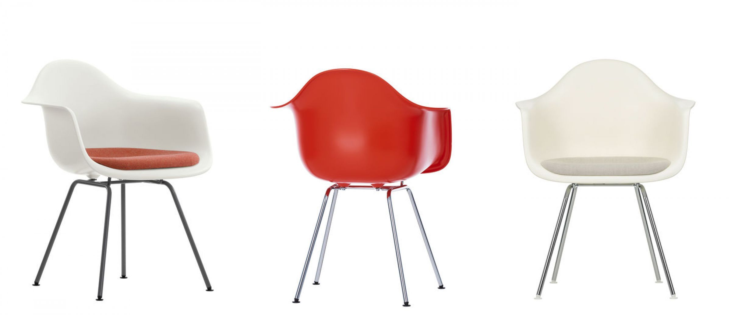 Vitra Eames Plastic Armchair DAX Eames stuhl