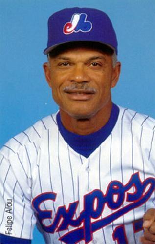 Felipe Alou Famous Baseball Players Major League Baseball Teams Baseball Players