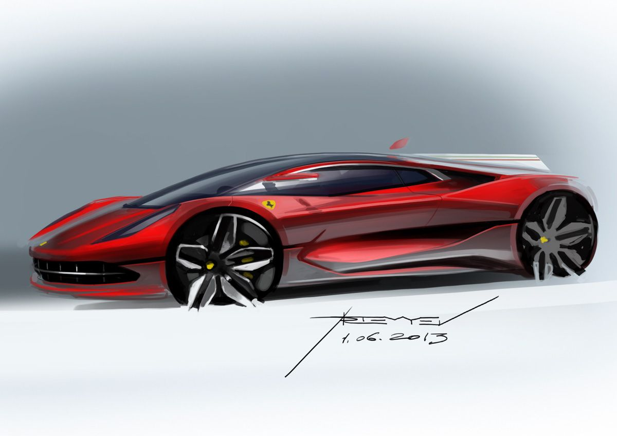 Featured Design Sketches Car Design Sketch Concept Car Sketch Concept Cars