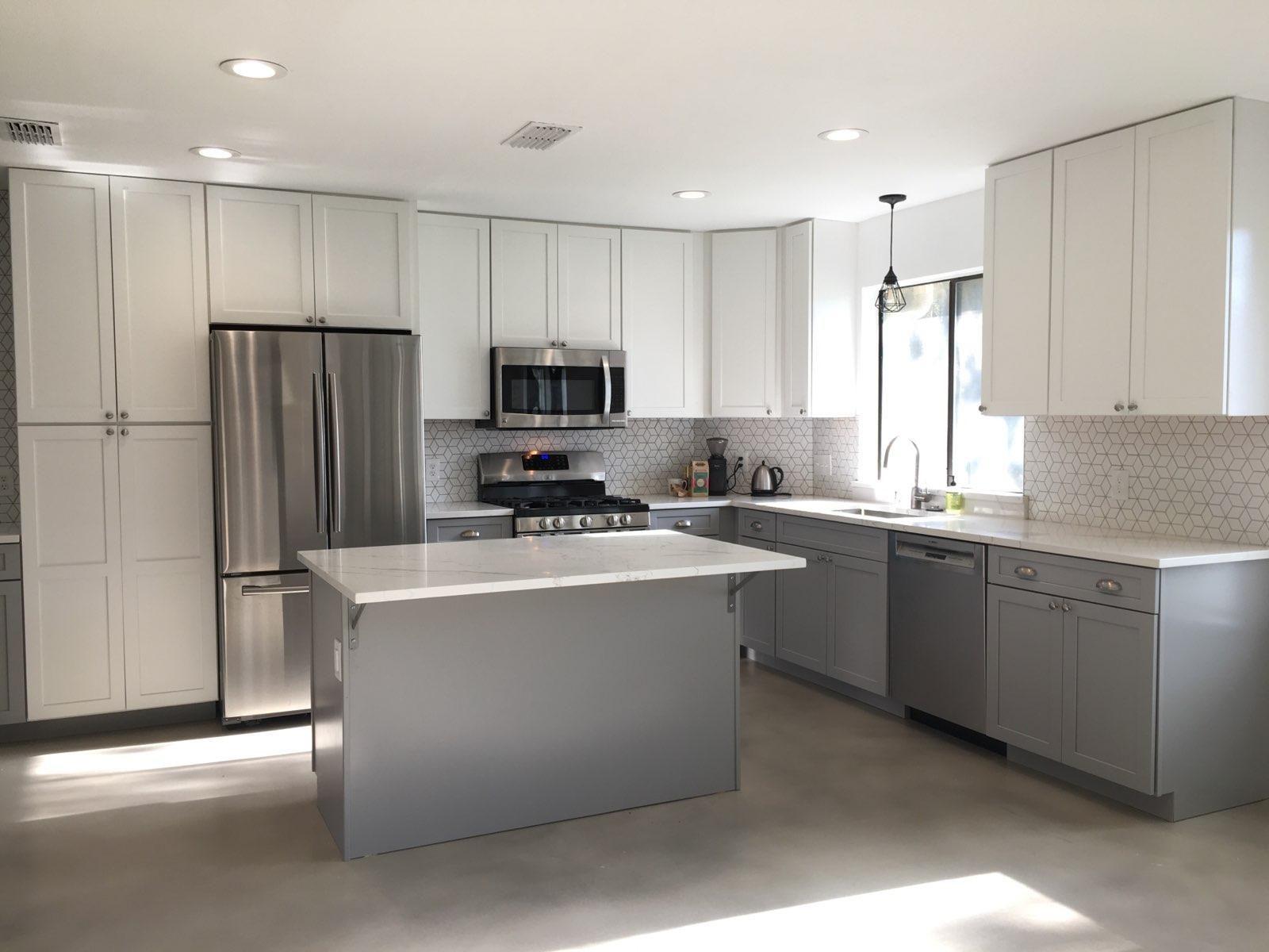 Transitional Kitchen Remodel in Austin, TX | Kitchen ...