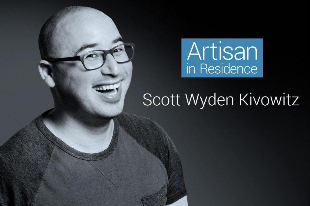 Artisan in Residence at The Photo Frontier  #photography #photographer