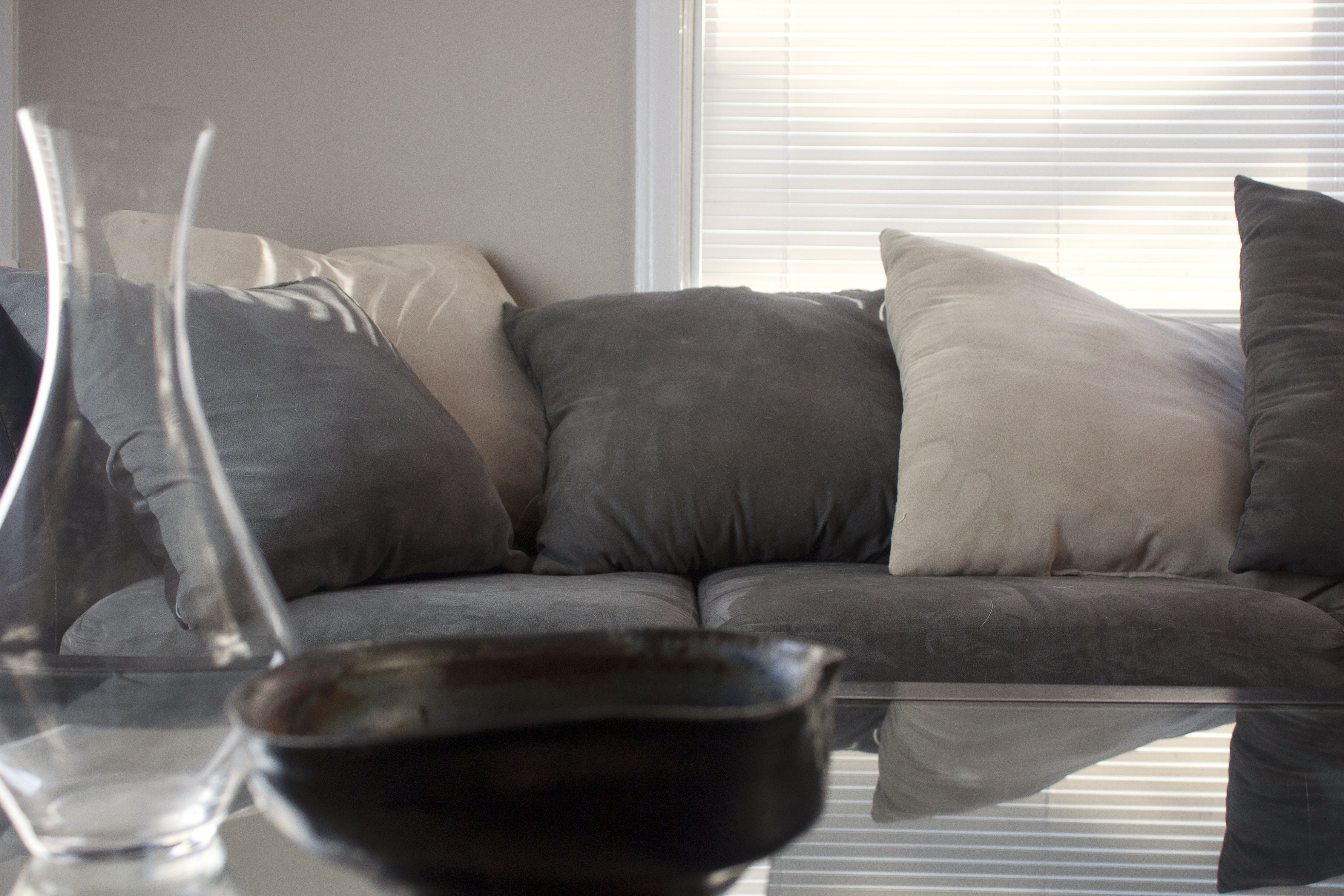 Faux Suede Sofa Cleaner Bedroom Sofas In Karachi How To Clean Furniture Homes U Make