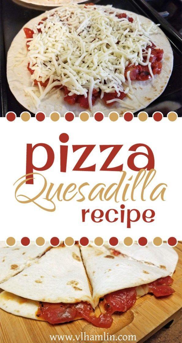 Pizza Quesadilla images