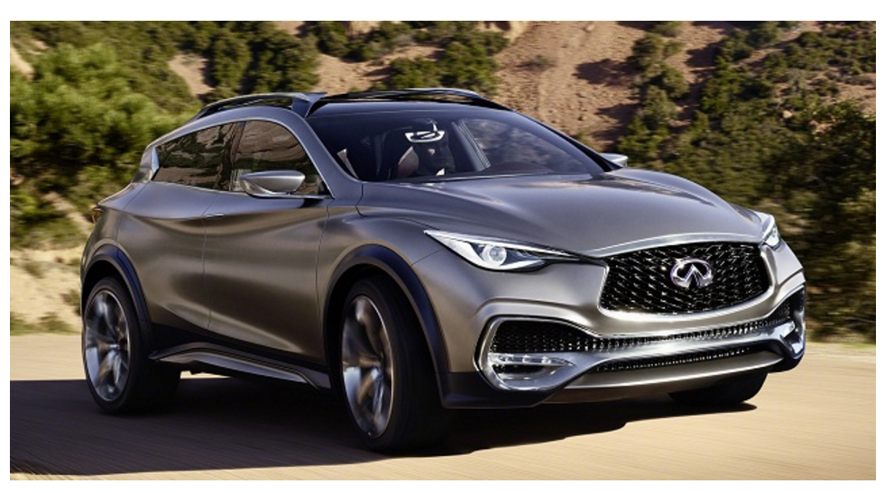 2018 infiniti qx30 concept and review stuff to buy rh pinterest fr
