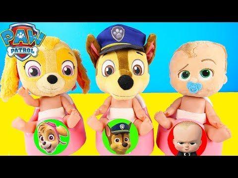 Stop Go Potty - When Kids should Stop Go Potty - Daniel Tiger of PBS