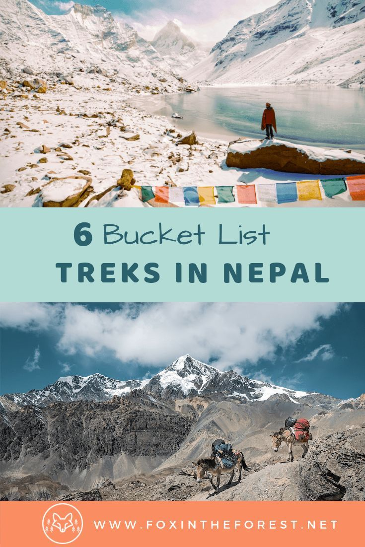 6 Unforgettable Treks In Nepal For Your Bucket List (With